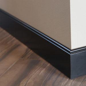 Black-Baseboard-Trim