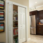 Kitchen Pantry Doors Bi-Fold