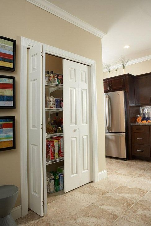 Kitchen Pantry Doors Bi Fold