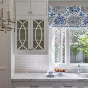 Glass Mullion Kitchen Cabinet Doors