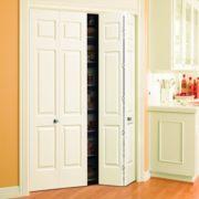white-bi-fold-closet-doors-bathroom