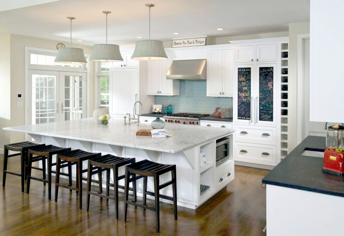 Beautiful Kitchen Remodeling Project